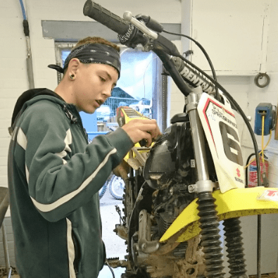 Motocross Challenge Project