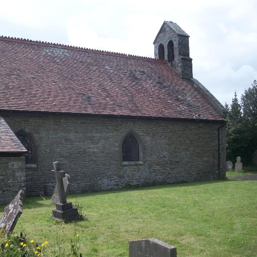 St.Michael's Church, Edgton