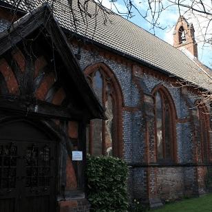Christ with All Saints Church