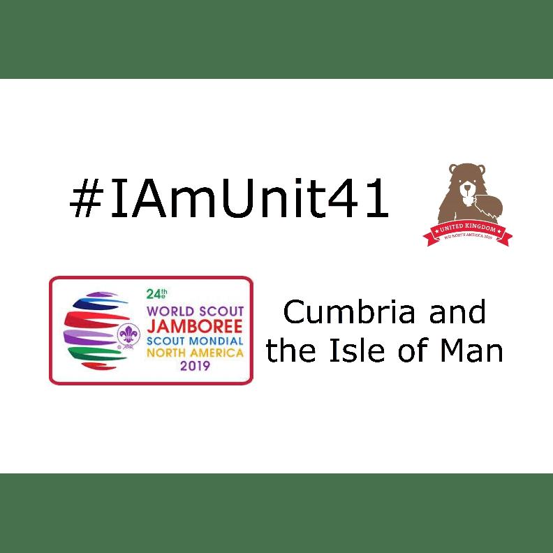Cumbria Scouts WSJ #Unit 41