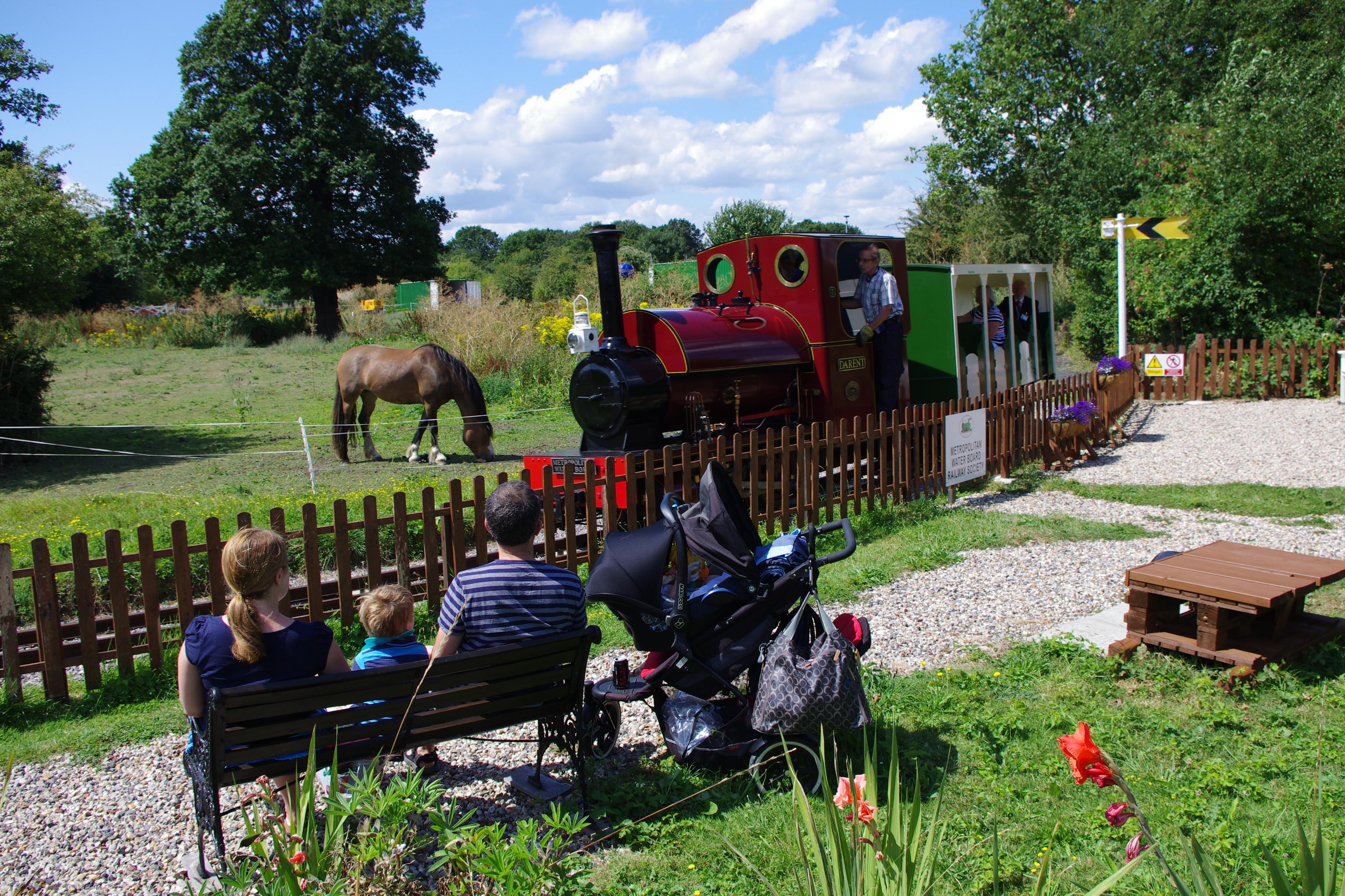 Hampton & Kempton Waterworks Railway