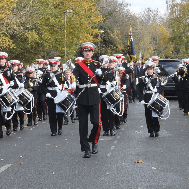 Surbiton British Legion Youth Marching Band