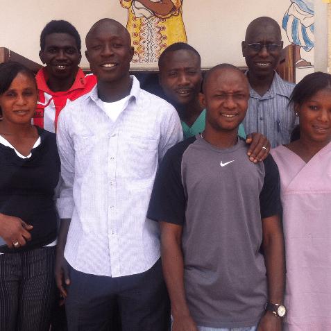 Aidgambia - The Community Health Charity