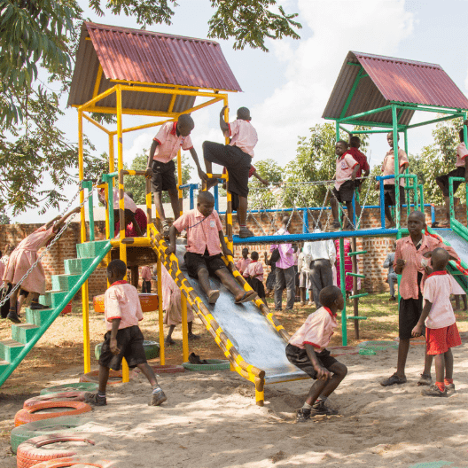 East African Playgrounds Uganda 2019 - Christina Howell