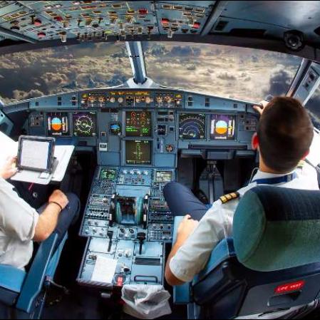 Aviation Training - Pretom Chakraborty