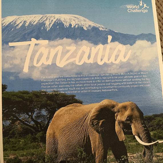 Tanzania 2019 - Ben Spraggs