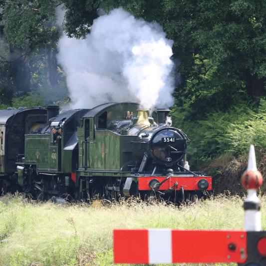 Dean Forest Railway Society - Lydney