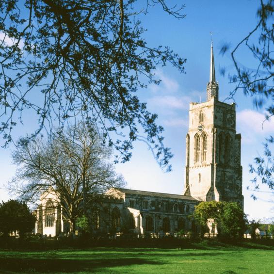 The Parochial Church Council of the Ecclesiastical Parish of St Mary's Ashwell