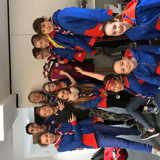 Unit 14 World Scout Jamboree 2019.