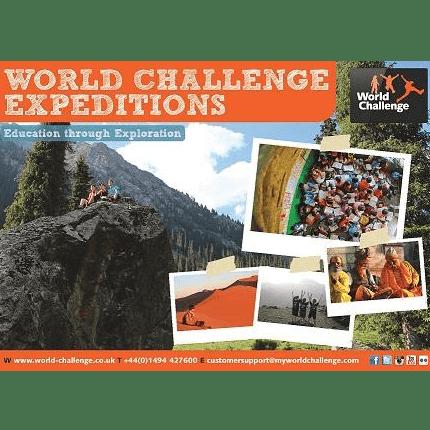 World Challenge Swaziland 2019 - Molly Whymark