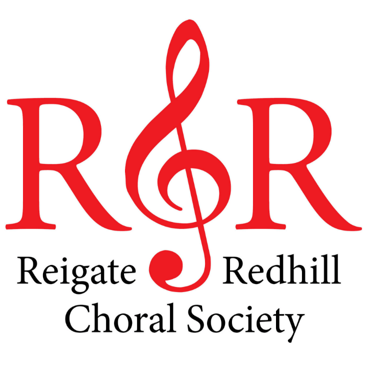 Reigate and Redhill Choral Society cause logo