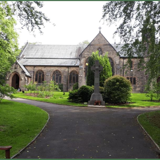 Christ Church Heaton