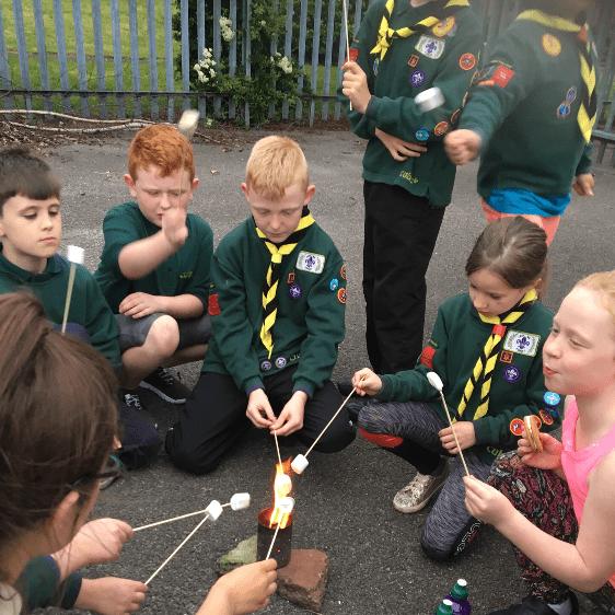 1st Bradley Scout Group