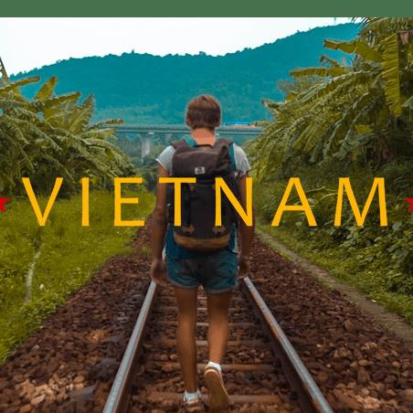 World Challenge Vietnam  2018 - Alex Booth