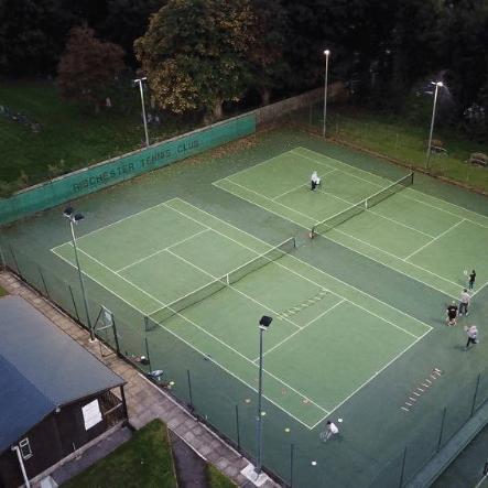 Ribchester Tennis Club