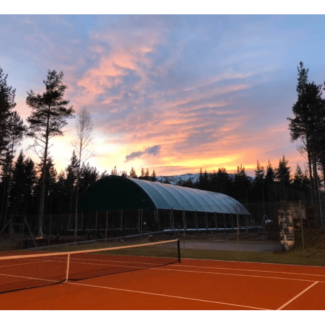 Rothiemurchus and Aviemore Tennis Club Court project