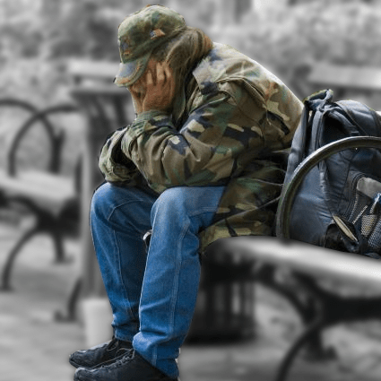 Helping Homeless Veterans - UK