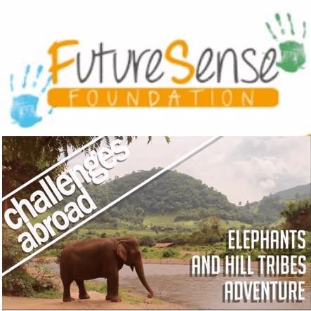 Challenges abroad Thailand 2018 - Natalie Baldry