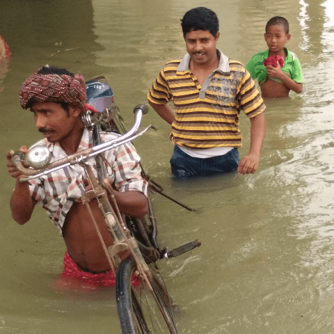 St Andrews Church supporting Dinajpur area Flood Relief