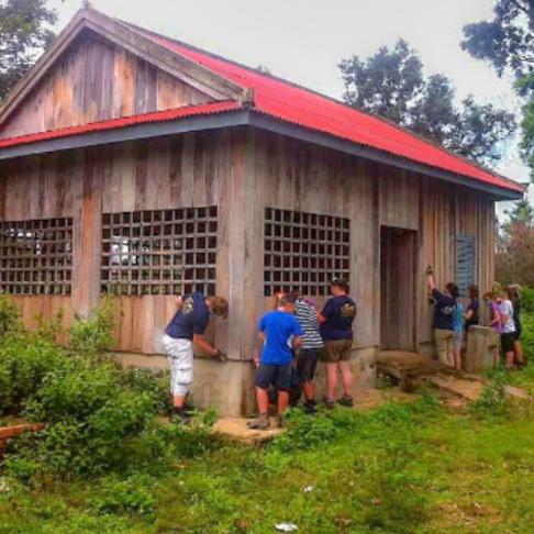 Camps International Cambodia 2021 - Katy McNair