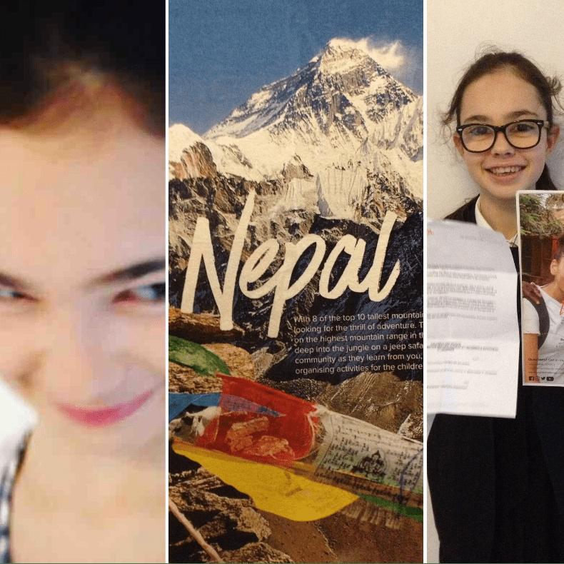 World Challenge Nepal 2018 - Molly Hoggarth