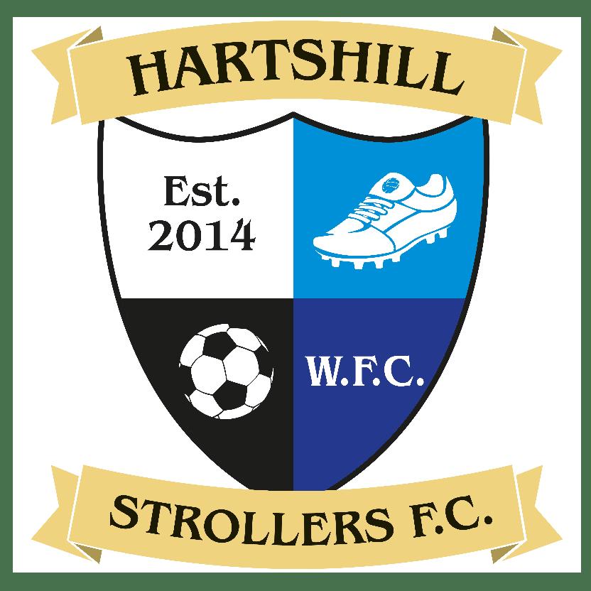 HARTSHILL STROLLERS F.C.