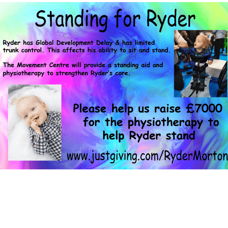 Standing for Ryder