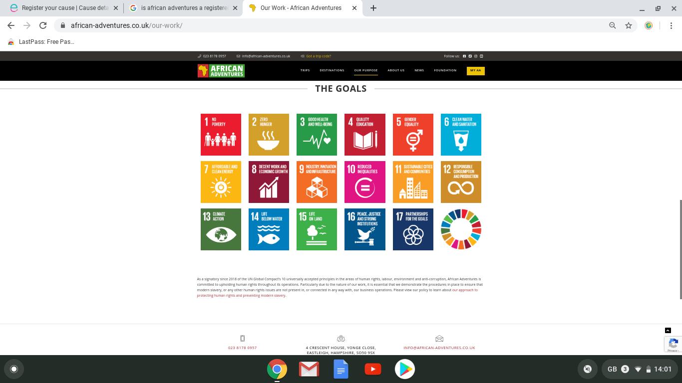 Ghana 2020 - Zahra Hussain