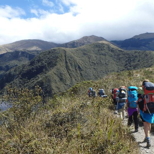 Outlook Expedition Ecuador 2021 - Leo Bowman