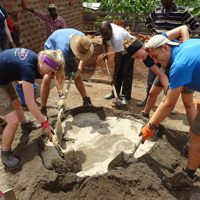 Camps International Tanzania 2019 - Lucas Cleary