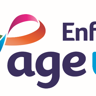 Age UK Enfield cause logo