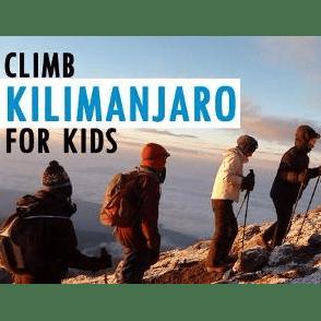 Childreach International Kilimanjaro 2018 - Jameel Sardharwalla