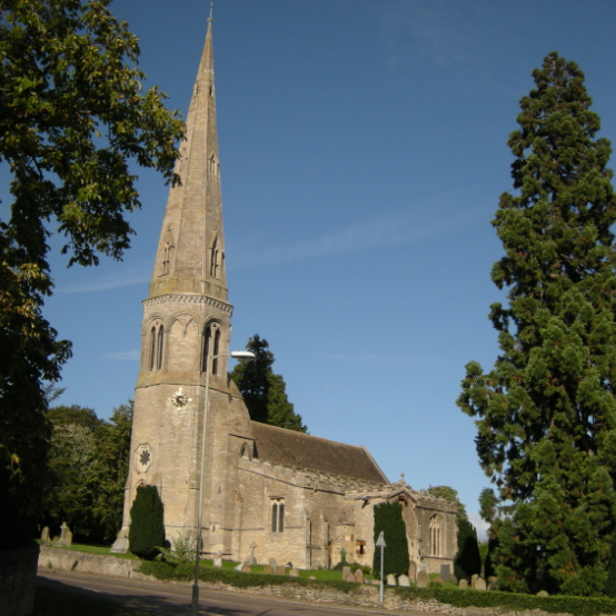 St Laurence Church, Stanwick