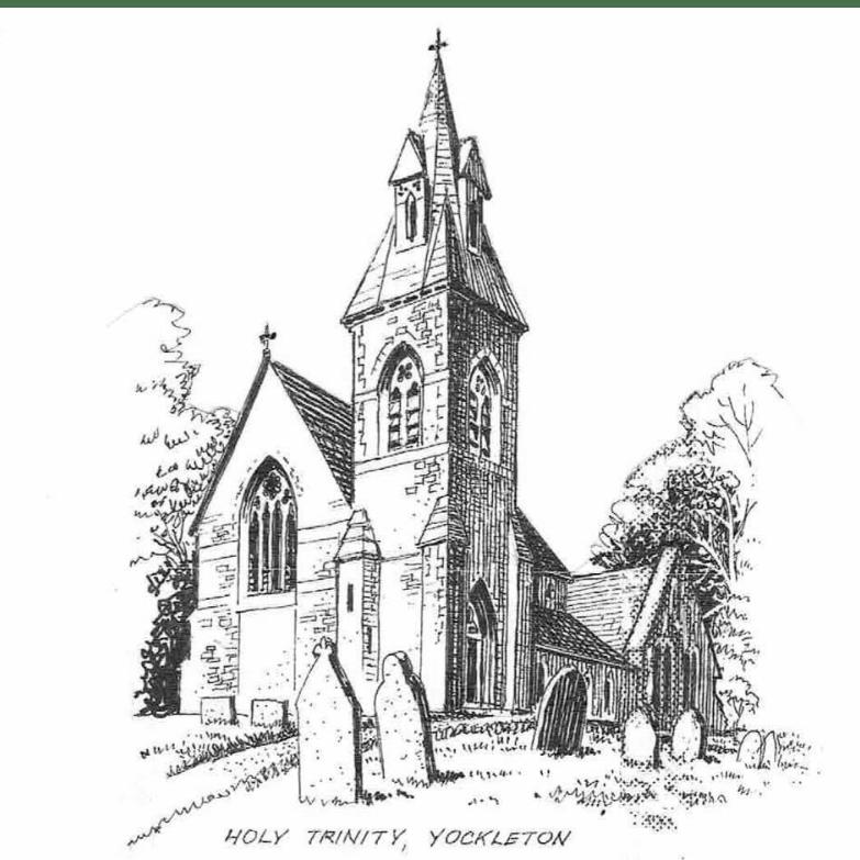 Holy Trinity Church - Yockleton