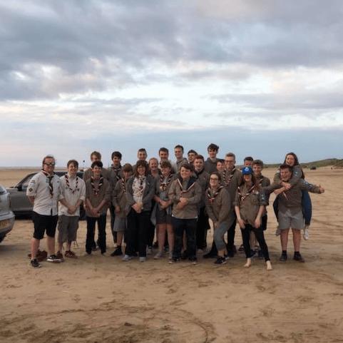 Griffin Explorer Scout Unit Southport