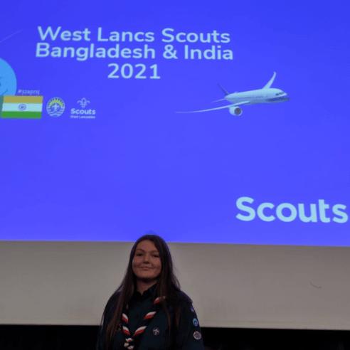 Jamboree India 2021 - Hannah Lowe