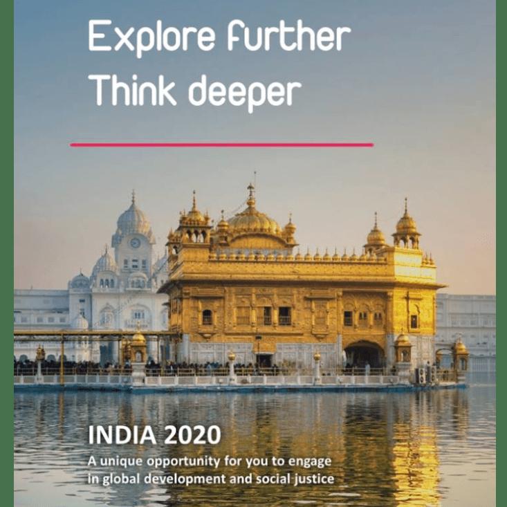 Global Action India 2020 - Callum Murfin