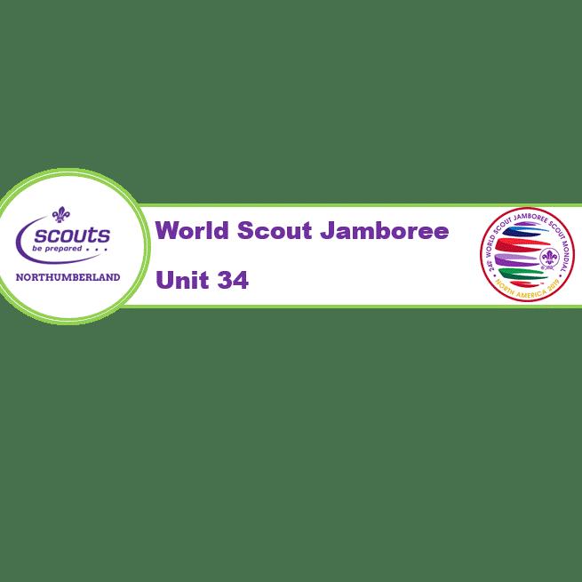 The World Scout Jamboree USA 2019 -  Northumberland