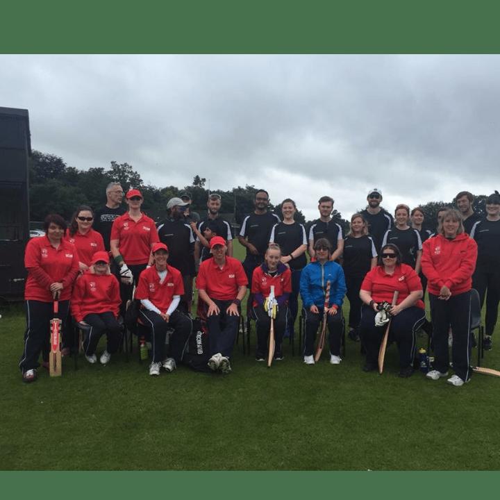 BCEW UK Women's Visually Impaired Cricket Team