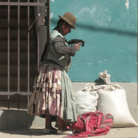 World Challenge Bolivia 2019 - Hannah