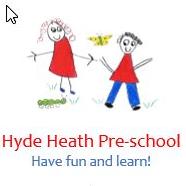 Hyde Heath Preschool - Buckinghamshire
