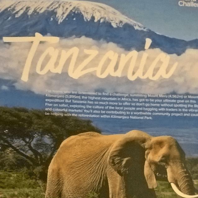 World Challenge Tanzania 2019 - Amelia Ellis