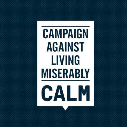 clarity Ltd fundraising for CALM
