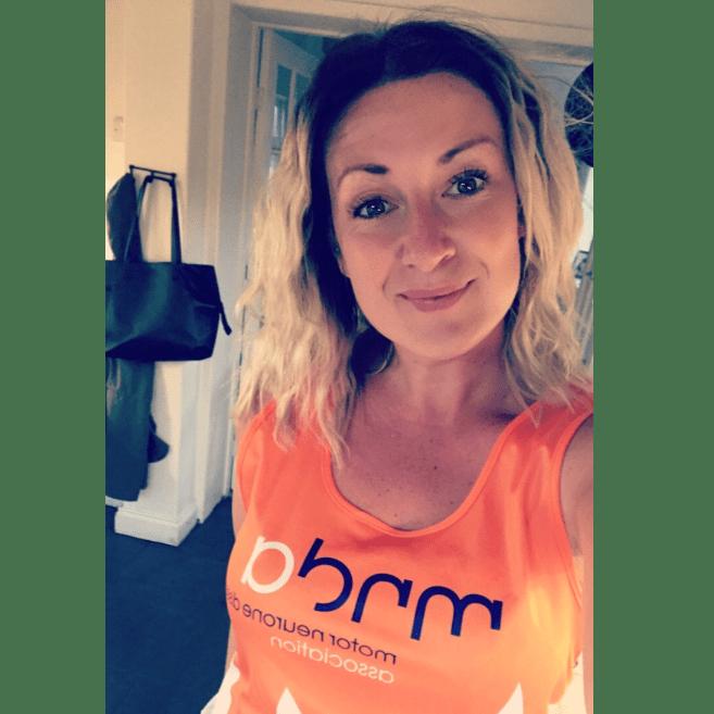 London Marathon 2019 For The Motor Neurone Disease Association - Karly Daniels