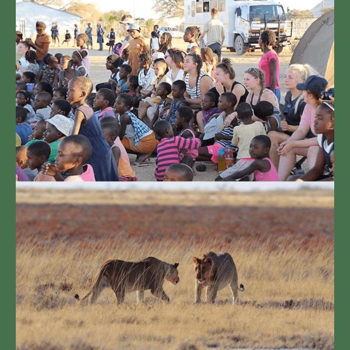 Schools Worldwide Namibia 2020 - Emily Hasler