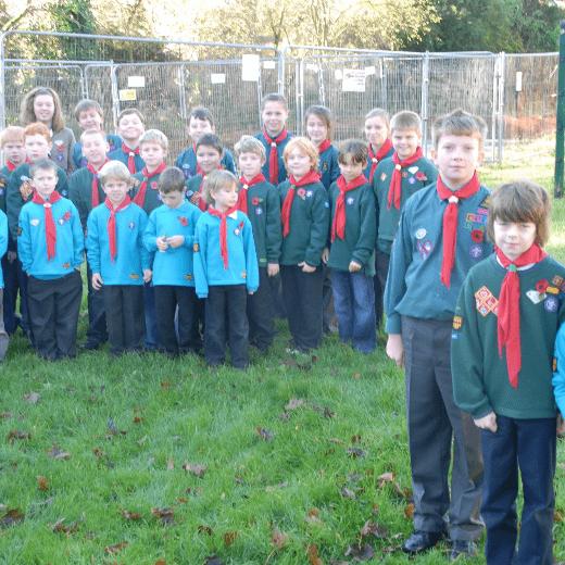 1st Dinnington Scout Group