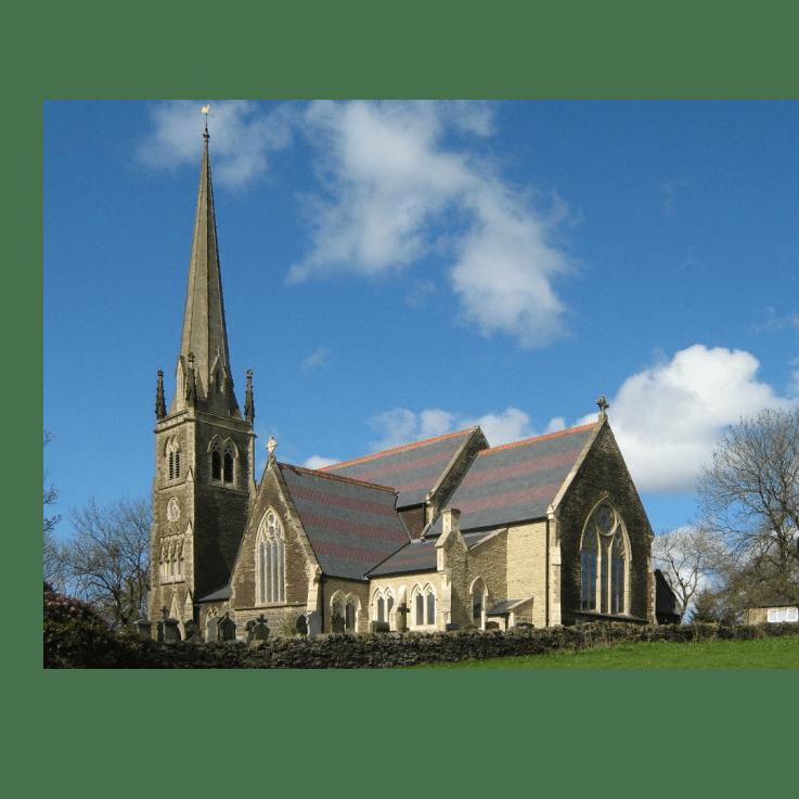 St Thomas Church Newhey - Rochdale