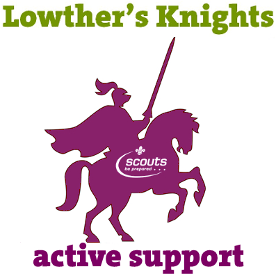 Lowther's Knights Scout Active Support Unit - Northamptonshire County Scouts