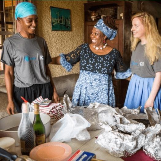 Challenges Worldwide Africa 2017- Samantha Russell-Stracey