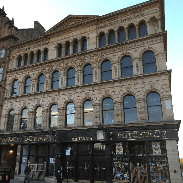 Panopticon Building Preservation Trust